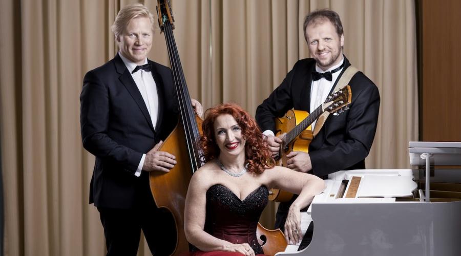 Tessa Virta Trio 2